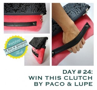 DAY 24 PACO LUPE