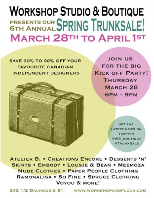 SPRING TRUNKSALE 2013 SMALL